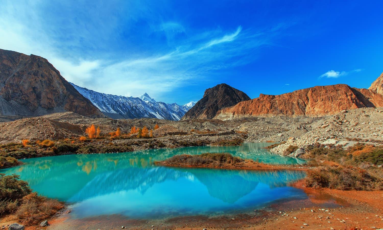 Gojal Valley Pakistan